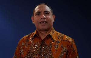 Kepala Dinas Kominfoperstatik Provinsi Papua Barat, Frans P. Istia, S.sos, M.M